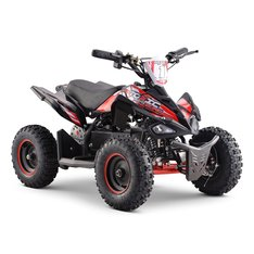 Ranger 800w Red Kids Electric Mini Quad Bike V2