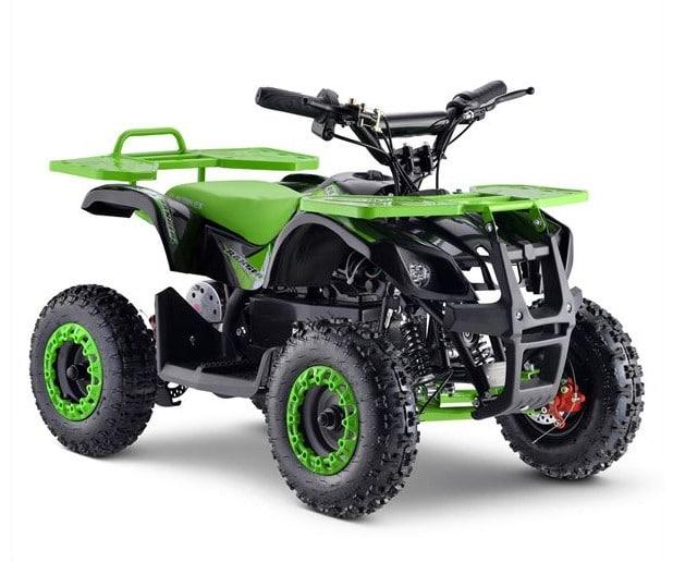 funbikes ranger 800w green
