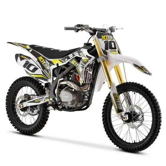 10Ten 250 cc Dirt Bike sq