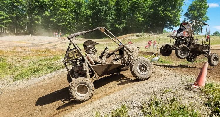 Childrens Off Road Buggy Petrol and Electric