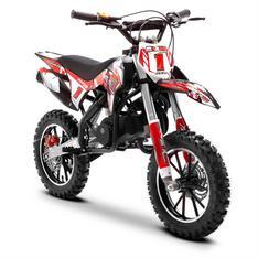FunBikes MXR 50cc Motorbike 61cm RedBlack Kids Dirt Bike 234x234