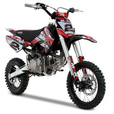 M2R Racing KMXR140 140cc 82cm Red Pit Bike 234x234