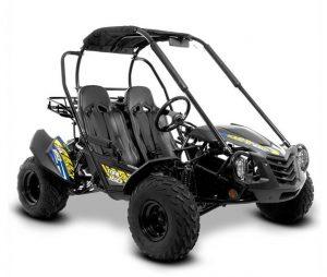 MudRocks Trail Blazer 150cc Black