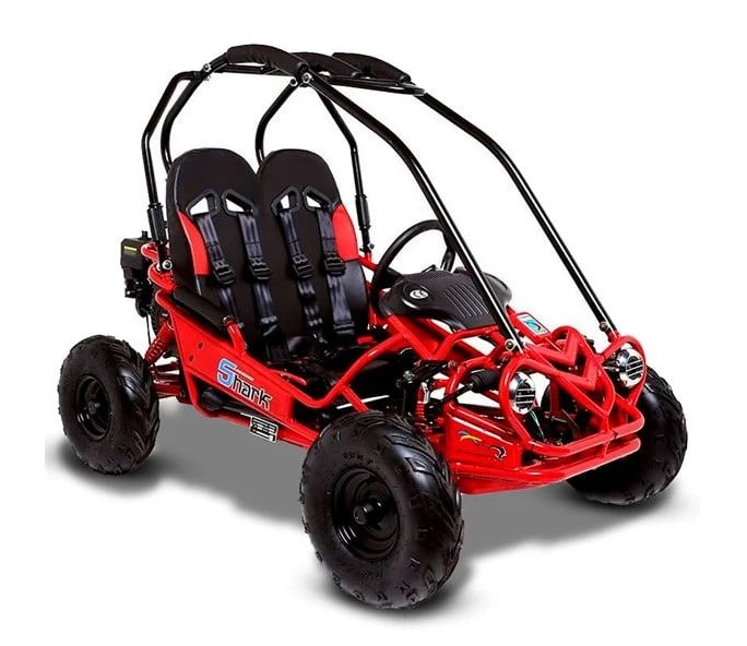 Red Shark RV150 156cc off road buggy