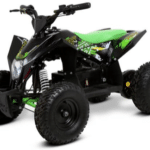 fast electric kids quad