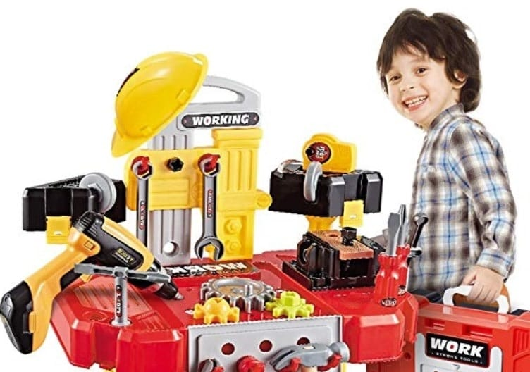 3 year old boys tools