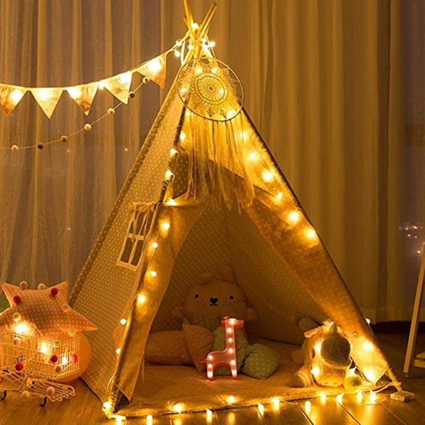 Teepee tents for children-min