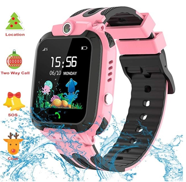 Waterproof watches for girls-min