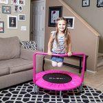 Indoor Trampoline for Toddlers