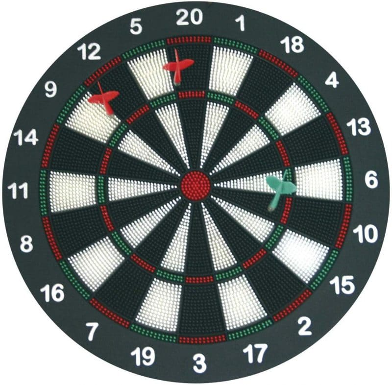 EDUplay Dartboard for kids-min