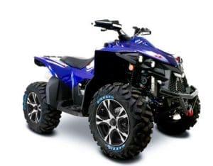SMC MBX 850 Blue Sport