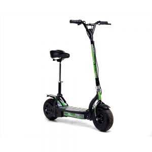 Uber Scoot 24v 300W Black Kids Electric Scooter