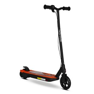 Chaos 12v 30w Orange Kids Electric Scooter-min