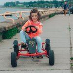 Pedal Powered Go kart