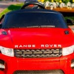 Best Childrens Range Rover Ride-On Toys