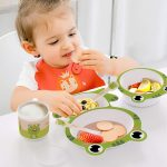 Kids Bamboo Dinner Set : The Best Collection