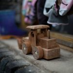 10 Great Wooden Toy Garage: A Great Eco-friendly Learning Tool