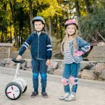 SEGWAY NINEBOT S-PLUS: The Safest Hoverboard in the Market