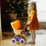 Wooden Dolls Pram: An All-around Child Development Toy