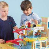 16 Hottest Kids Car Garage for Your Car-Obsessed Children!