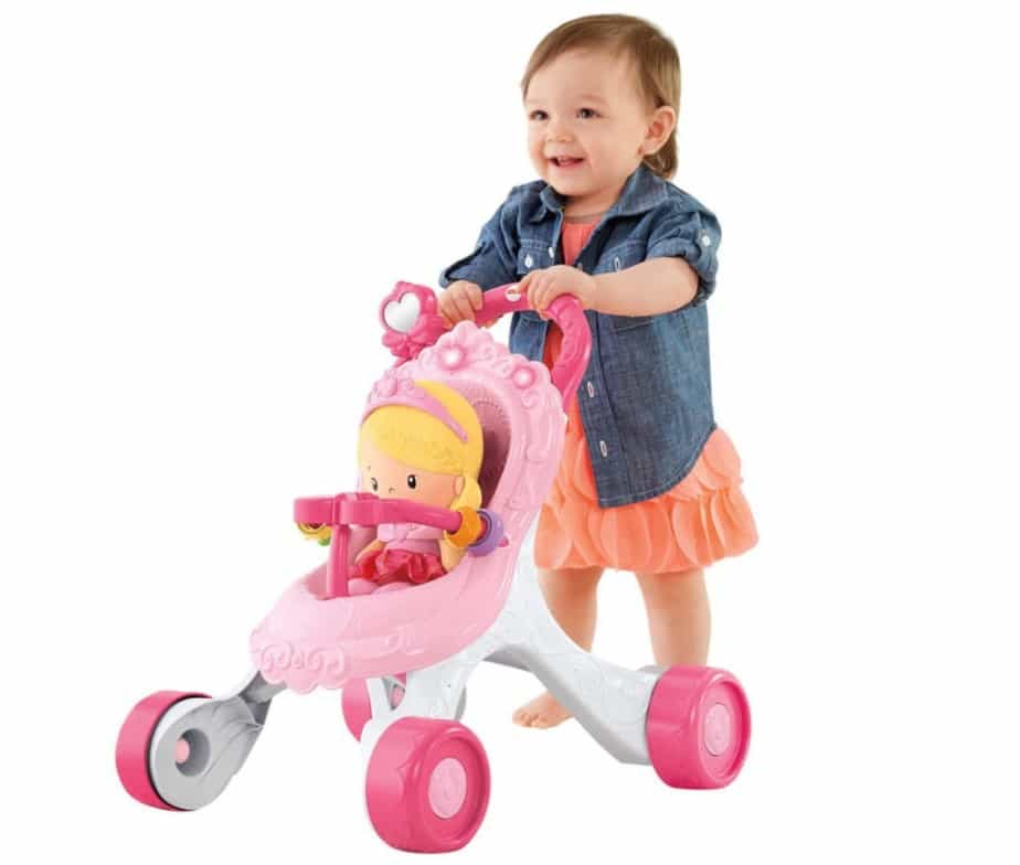 push along baby walker